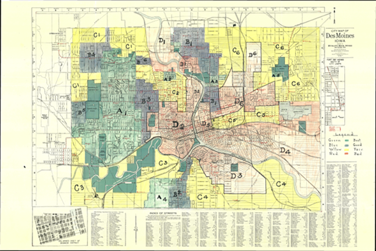 Part of the Problem: Redlining